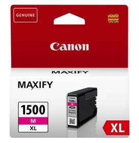 Canon PGI-1500XL, 935 stran (9194B001) červená