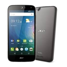 Acer Liquid Z630 (HM.HQEEU.001) černý + Voucher na skin Skinzone pro Mobil CZ v hodnotě 399 Kč jako dárekSIM s kreditem T-mobile 200Kč Twist Online Internet (zdarma) + Doprava zdarma