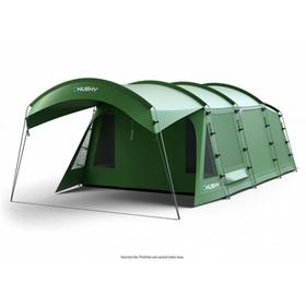 Stan Husky Caravan - Caravan 17 zelený