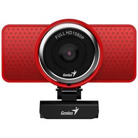 Genius ECam 8000, Full HD (32200001401) červená