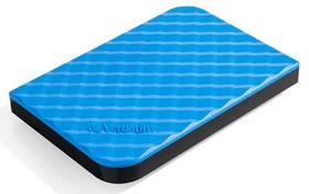 """Verbatim Store 'n' Go GEN2 1TB (53200) modrý + Pouzdro na HDD Verbatim Store 'n' Go 2,5"""" - černé v hodnotě 199 Kč + Doprava zdarma"""