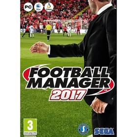 Sega PC Football Manager 2017 Limited Edition (420011)