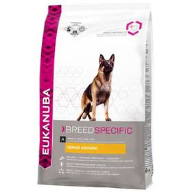 Eukanuba German Shepherd 12 kg + Doprava zdarma