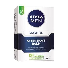 Balzám po holení  Nivea Sensitive 100 ml