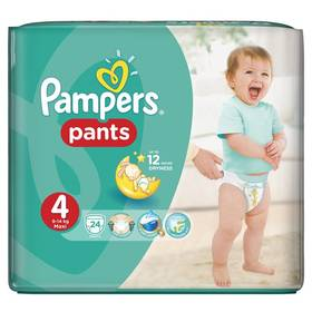 Pampers Carry Pack vel. 4, 24ks