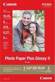 Canon PP-201 10x15, 275g, 50 listů (2311B003) bílý