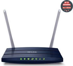 TP-Link Archer C50 Dual band + IP TV na 1 měsíc ZDARMA (Archer C50)