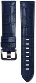 Samsung kožený pro Galaxy Watch GP-R805BR 22mm (GP-R805BREEAAC) modrý