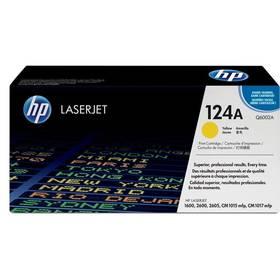 HP Q6002A, 2K stran - originální (Q6002A) žlutá