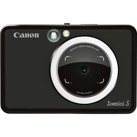 Digitální fotoaparát Canon Zoemini S černý