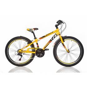 """Dino Bikes 24"""" chlapecké 1024B-ZL + Doprava zdarma"""
