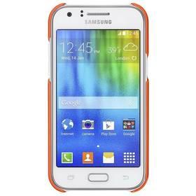 Samsung pro Galaxy J1 (EF-PJ100B) (EF-PJ100BOEGWW) oranžový