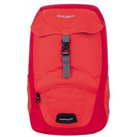 Husky Junny 15L červený + Taška přes rameno Coleman ZOOM - (1L, černá), 12 x 15 x 8,5 cm, 160 g, vhodná na doklady, mobil, klíče v hodnotě 259 Kč + Doprava zdarma