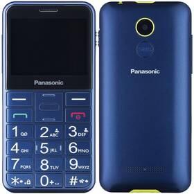 Panasonic KX-TU150EXC Dual SIM (KX-TU150EXC) modrý