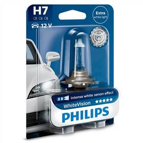 Philips WhiteVision H7, 1ks (12972WHVB1)