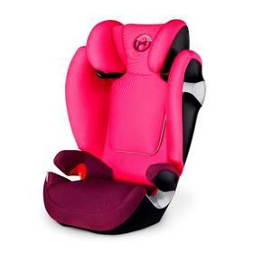 Cybex Solution M 2017, 15-36kg, Mystic Pink + Doprava zdarma