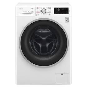 Automatická pračka LG F84J6TY1W bílá