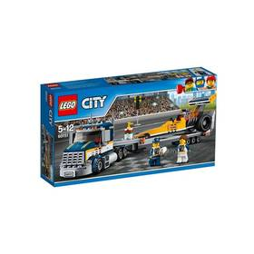 LEGO® CITY GREAT VEHICLES 60151 Transportér dragsteru
