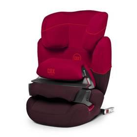 Cybex Aura-fix CBXC 2017, 9-36kg, Rumba Red + Doprava zdarma