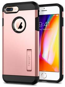 Spigen Tough Armor 2 pro Apple iPhone 7 Plus / 8 Plus (HOUAPIP8PSPRG1) růžový/zlatý + Doprava zdarma