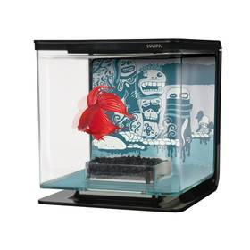 Akvárium Hagen Betta Marina Kit Wild Things 2l plast