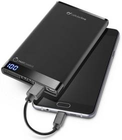 CellularLine FreePower Manta 6000mAh (FREEPMANTA6000K) černá