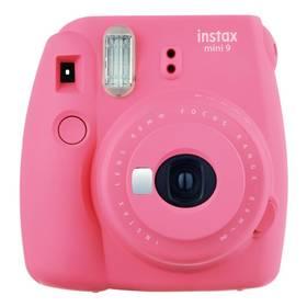 Fuji Instax mini 9 růžový + Doprava zdarma
