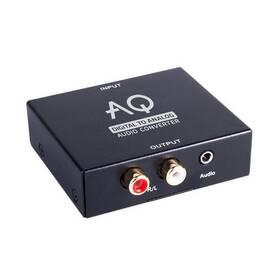 DAC převodník AQ AC01DA (6ac01da) černý