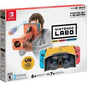 Nintendo Switch Labo VR Kit - Starter Set + Blaster (NSS508)