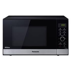 Panasonic NN-GD38HSSUG černá/stříbrná
