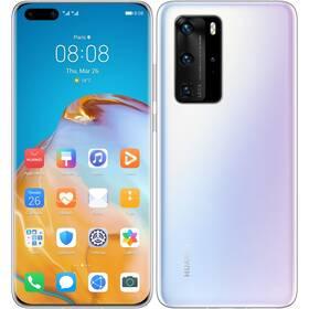 Huawei P40 Pro (SP-P40P256DSWOM) bílý