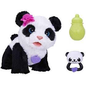 Fur Real Friends Hasbro panda + Doprava zdarma