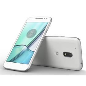 Lenovo Moto G4 Play Dual SIM (SM4417AD1N7) bílý + Doprava zdarma