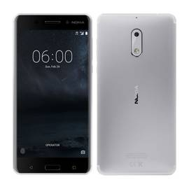 Nokia 6 Dual SIM (11PLES01A09) stříbrný Software F-Secure SAFE 6 měsíců pro 3 zařízení (zda