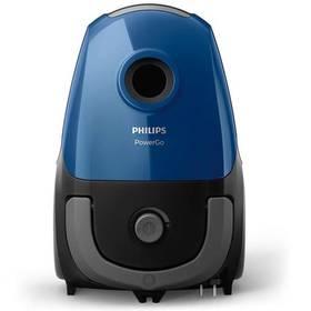 Philips PowerGO FC8245/09 modrý