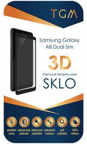 TGM 3D pro Samsung Galaxy A8 DS (TGM3DSGA8BK) černé + Doprava zdarma