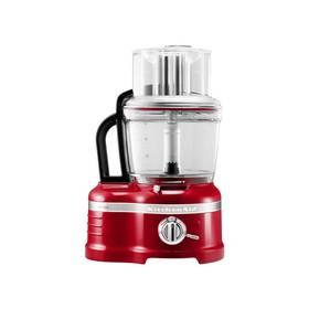 KitchenAid Artisan 5KFP1644EER červený Příslušenství k robotu KitchenAid 5KFP15FFD disk na hranolky k food processoru (zdarma) + K nákupu poukaz v hodnotě 2 000 Kč na další nákup + Doprava zdarma