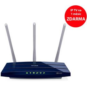 TP-Link Archer C58 + IP TV na 1 měsíc ZDARMA (Archer C58)