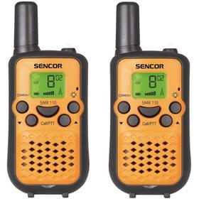 Sencor SMR 110 TWIN (SMR 110) žlutá