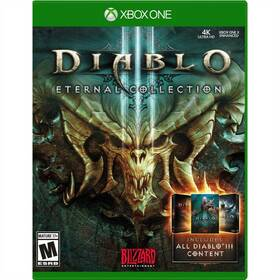 Blizzard Xbox One Diablo III Eternal Collection (CEX314102)