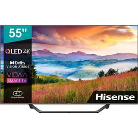 Televize Hisense 55A7GQ černá/šedá