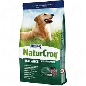 HAPPY DOG Natur-Croq ADULT Balance 15 kg Konzerva HAPPY DOG Rind Pur - 100% hovězí maso 400 g (zdarma) + Antiparazitní obojek za zvýhodněnou cenu + Doprava zdarma