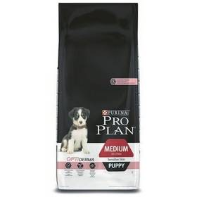 Purina Pro Plan MEDIUM PUPPY Sensitive Skin 12 kg + Doprava zdarma