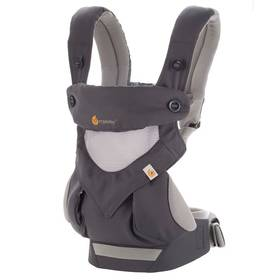 Ergobaby 360 Cool Air carbon/Grey + Doprava zdarma