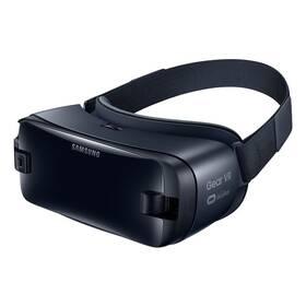 Gogle do wirtualnej rzeczywistości Samsung Gear VR 2018 + Controller (SM-R325NZVAXEZ) Czarne