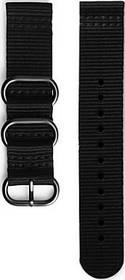 Samsung silikonový pro Gear Sport GP-R600BR Black (GP-R600BREECAA) černý