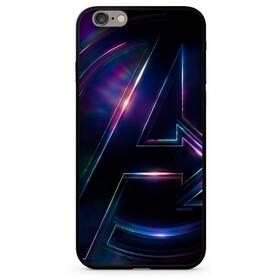 Marvel Premium Glass Avengers pro iPhone Xs (MPCAVEN3606) černý