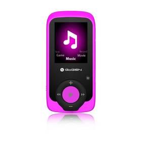 MP3 přehrávač GoGEN Maxipes Fík MAXI MP3 P růžový (vrácené zboží 8800180246)