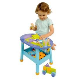 Dřevěný stolek BOIKIDO Malý konstruktér