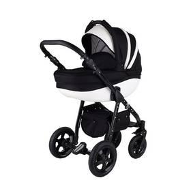 Kočík kombinovaný Baby Sky 2v1 Deimos 2016, black čierny